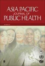 Asia Pacific Journal of Public Health-public health conference 2017