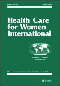 Health Care for Women International-min