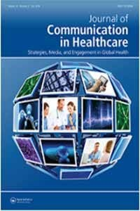 Journal of Communication in Healthcare