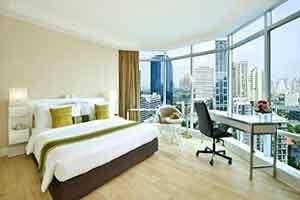Hotel Windsor Suites Bangkok.