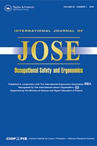 International Journal of Occupational Safety and Ergonomics